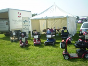 Transport Festival, Shopmobility